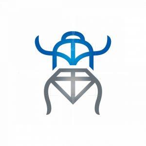 Diamond Luxury Scarabeus Logo