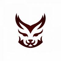 Lynx Head Logo Bobcat Logo