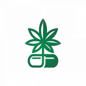 Medical Cannabis Logo Hemp Logo
