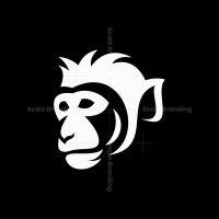 Monkey Icon Logo