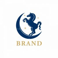 Moon Horse Logo