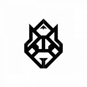 Mountain Wolf Logo