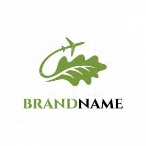 Oak Lines Symbol Logo