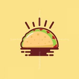 Sunset Taco Logo