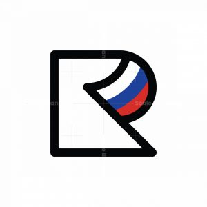 R Flag Logo