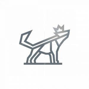 King Silver Wolf Logo
