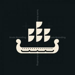 Traditional Ship Logo