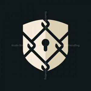 Keyhole Shield Logo