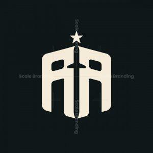 Lerrer Aa Sword Logo
