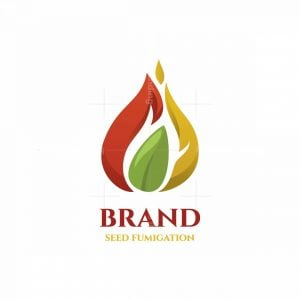 Seed Fumigation Symbol Logo
