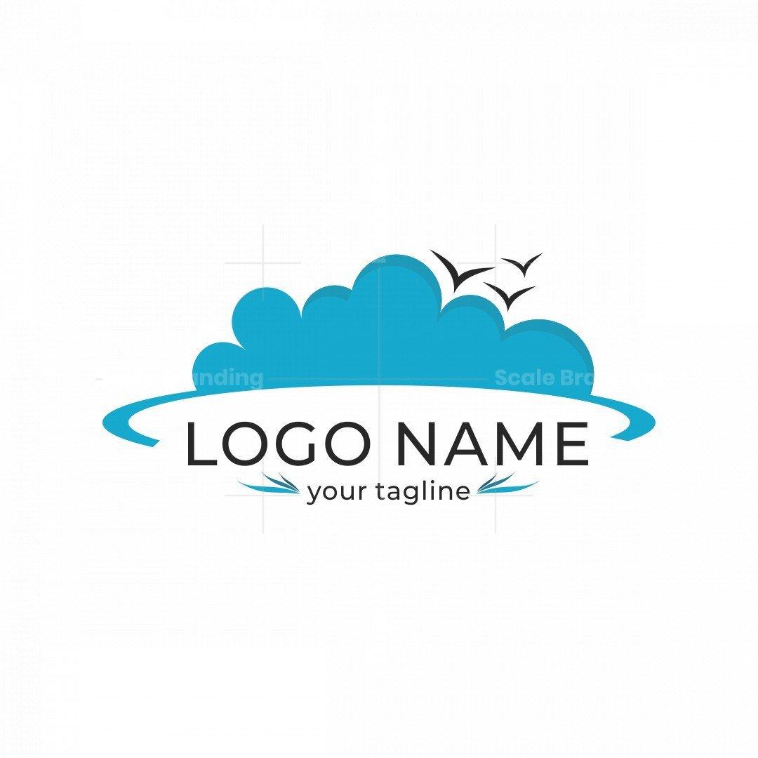 Sky Cloud Logo