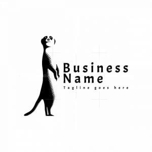 Standup Meerkat Logo