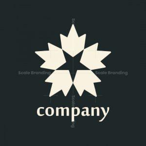 Maple Leaf Star Logo