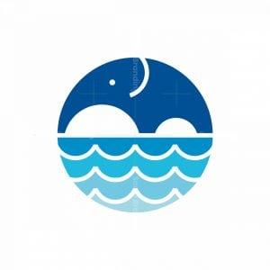 Water Elephant Logo