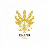 Wheat Sheaf Bakery Symbol Logo