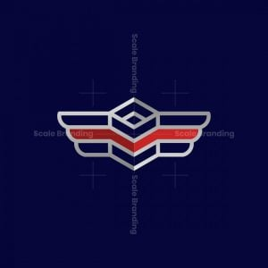Wing Shield Protect Logo