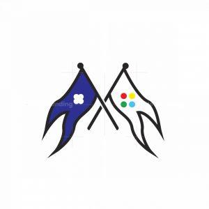 Warflag Game Logo