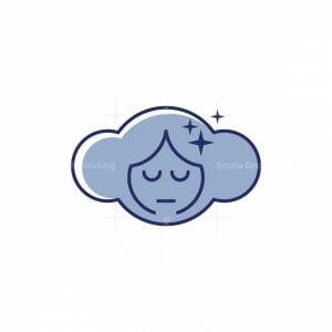 Cloud Dream Girl Logo