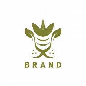 Leaf Lion King Logo