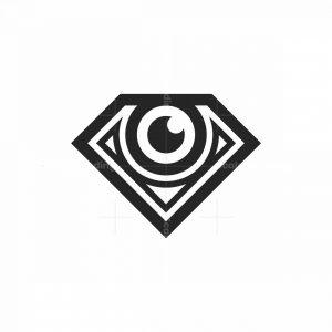 Diamond Eye Logo