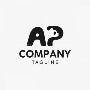 A P Panda Logo