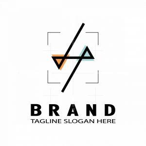 Letter H Playback Logo