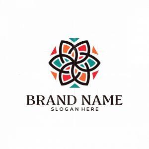 Ancient Flower Logo
