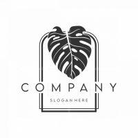Plant Decorative Logo