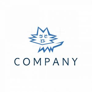 Electric Cat Logo