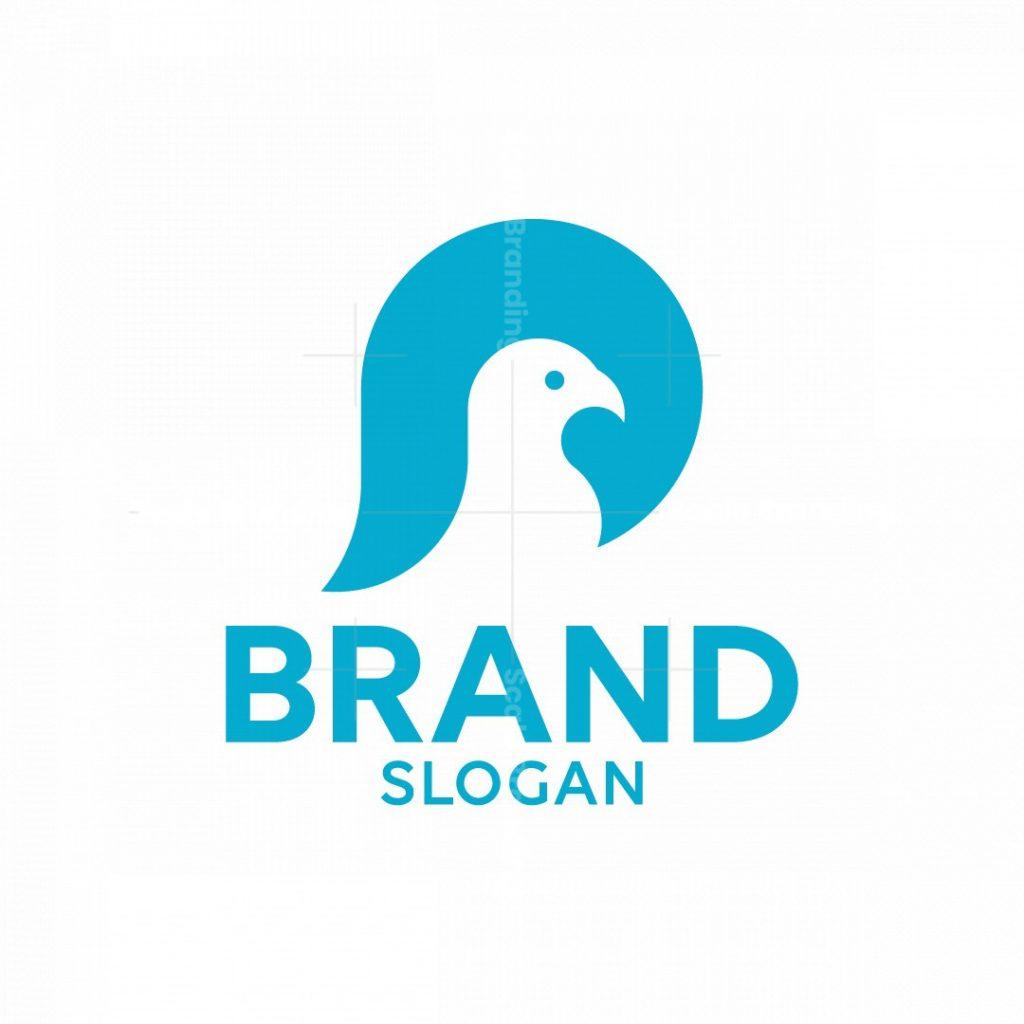 P Bird Logo