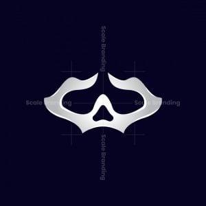 Skull Letter W Logo