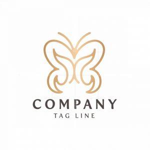 Mb Butterfly Logo