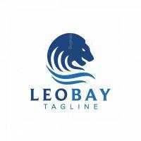 Lion Wave Logo