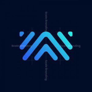 A Arrow Up Logo