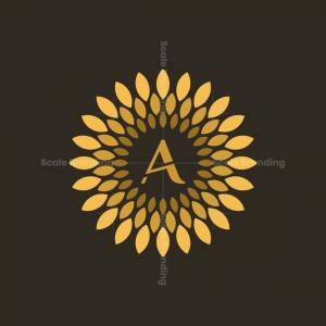 A Ornament Logo