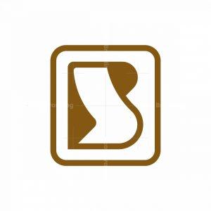 Letter Bs Sb Logo