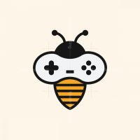 Bee Game Logo