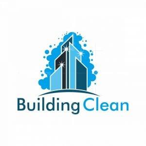Building Clean Logo