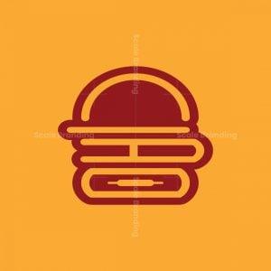 Ciao Burger Logo