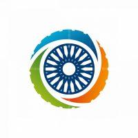 Car Wheel Logo