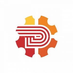 D Gear Technology Logo