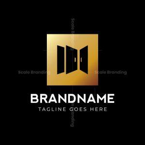 Door Company Logo