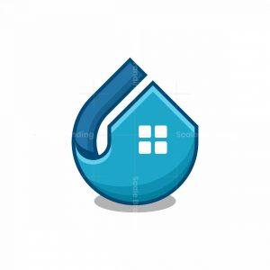 Drop Real Estate Logo