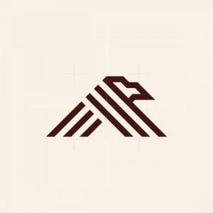 Eagle A Monogram Logo