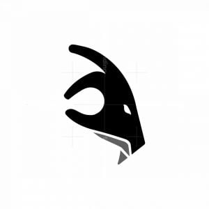 Goat Nice Logo