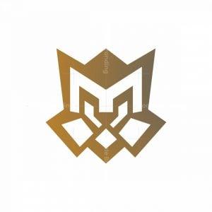 Golden Lion Fox Logo