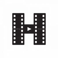 H Movie Production Logo