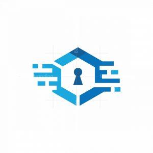 Hexagon Secure Logo