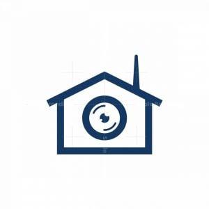 Home Cctv Logo