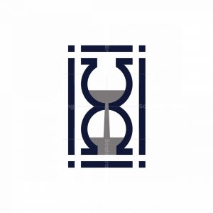 Hourglass Omega Logo